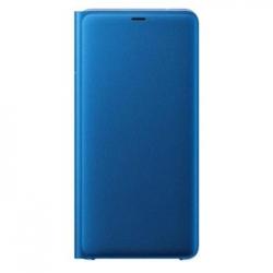 EF-WA920PLE Samsung Wallet Case Blue pro Galaxy A9 2018 (EU Blister)