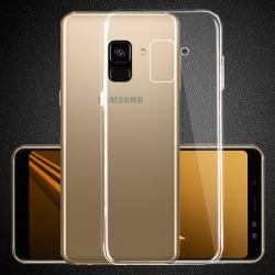 Samsung Galaxy A6 PLus - Tenké silikónové púzdro