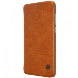 Nillkin Qin Book Pouzdro pro Samsung J600 Galaxy J6 Brown