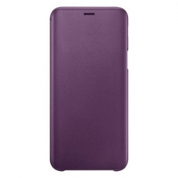 EF-WJ600CEE Samsung Folio Pouzdro Purple pro Galaxy J6 2018 (EU Blister)