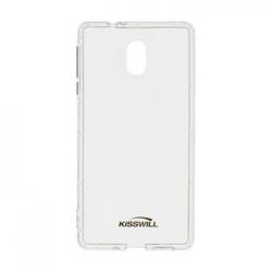 Kisswill TPU Pouzdro Transparent pro Samsung J610 Galaxy J6+