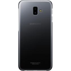 EF-AJ610CBE Samsung Gradation Clear Cover Black pro Galaxy J6+ (EU Blister)