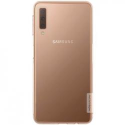 Nillkin Nature TPU Pouzdro Transparent pro Samsung A750 Galaxy A7 2018
