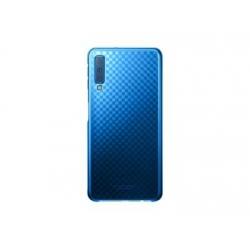 EF-AA750CLE Samsung Gradation Case Blue pro Galaxy A7 2018 (EU Blister)