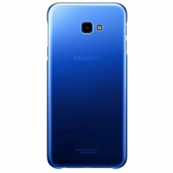 EF-AJ415CLE Samsung Gradation Cover Blue pro Galaxy J4+ (EU Blister)