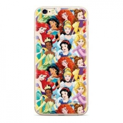 Disney Princess 001 Back Cover Multicolor pro Samsung J415 Galaxy J4+