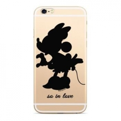 Disney Minnie 002 Back Cover Black pro Samsung J415 Galaxy J4+