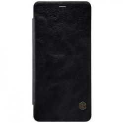 Nillkin Qin Book Pouzdro pro Samsung A530 Galaxy A8 2018 Black