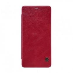 Nillkin Qin Book Pouzdro pro Samsung A530 Galaxy A8 2018 Red