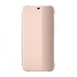Huawei Original S-View Pouzdro Pink pro Huawei P20 Lite (EU Blister)