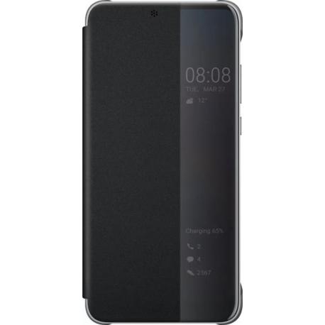 Huawei Original S-View Pouzdro Black pro Huawei Mate 20 Lite (EU Blister)