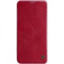 Nillkin Qin Book Pouzdro Red pro Huawei Mate 20 Lite