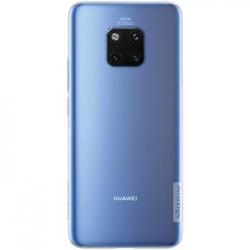 Nillkin Nature TPU Pouzdro Transparent pro Huawei Mate 20 Pro