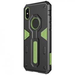 Nillkin Defender II Ochranné Pouzdro Green pro iPhone XR