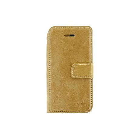 Molan Cano Issue Book Pouzdro pro iPhone XR Gold