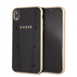 GUHCI61KASABK Guess Kaia Hard Case Black pro iPhone XR
