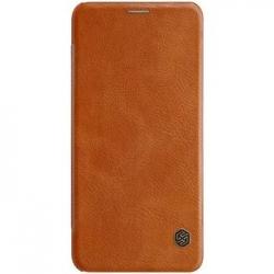 Nillkin Qin Book Pouzdro Brown pro Huawei Nova 3i