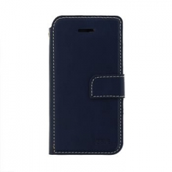 Molan Cano Issue Book Pouzdro pro iPhone 7/8 Plus Navy