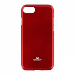 Mercury Jelly Case pro iPhone 7/8 Red