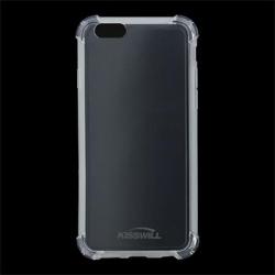 Kisswill Shock TPU Pouzdro Transparent pro iPhone 7/8