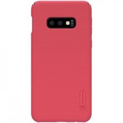 Nillkin Super Frosted Zadní Kryt Red pro Samsung Galaxy S10 Lite