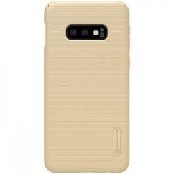 Nillkin Super Frosted Zadní Kryt Gold pro Samsung Galaxy S10 Lite