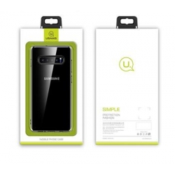 USAMS Primary TPU Zadní Kryt Transparent pro Samsung Galaxy S10 Lite