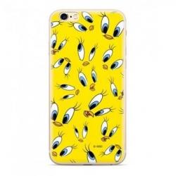 Warner Bros Tweety 006 Zadní Kryt Yellow pro Samsung Galaxy S10 Lite