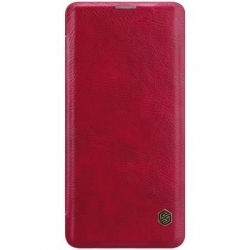 Nillkin Qin Book Pouzdro pro Samsung Galaxy S10 Red