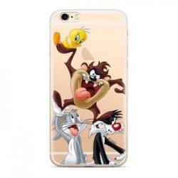 Warner Bros Looney Tunes 001 Zadní Kryt Transparent pro Samsung Galaxy S10