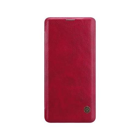 Nillkin Qin Book Pouzdro pro Samsung Galaxy S10+ Red