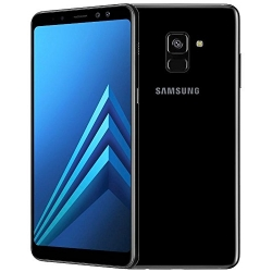Samsung Galaxy A8 - Čierny - Single Sim