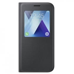 EF-CA520PBE Samsung S-View Pouzdro Black pro Galaxy A5 2017 (EU Blister)