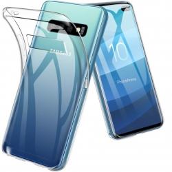 Samsung Galaxy S10E/Lite - Tenké priehľadné púzdro