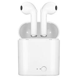 Bezdrôtové Bluetooth  slúchadlá i7s TWS -I7STWS