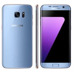Samsung Galaxy S7 Edge ZLATÝ + Obal a 3D sklo