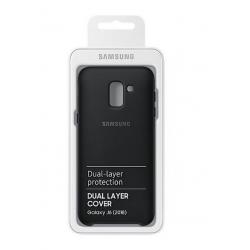 EF-PJ600CBE Samsung Dual Layer Cover Black pro Galaxy J6 2018 (EU Blister)