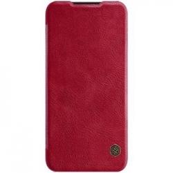 Nillkin Qin Book Pouzdro pro Xiaomi Redmi 7 Red