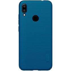 Nillkin Super Frosted Zadní Kryt pro Xiaomi Redmi 7 Blue