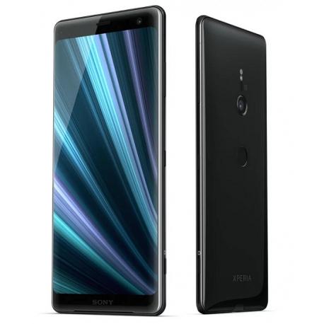 Sony Xperia XZ3 čierny - Single sim