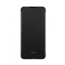 Huawei Original Folio Pouzdro pro Y6 2019 Black (EU Blister)