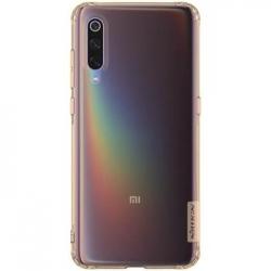 Nillkin Nature TPU Pouzdro pro Xiaomi Mi9 Tawny