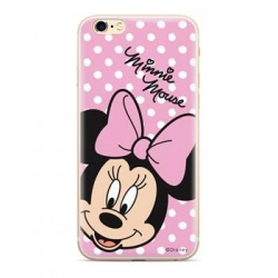 Disney Minnie 008 Back Cover pro Huawei P Smart 2019/Honor 10 Lite Pink