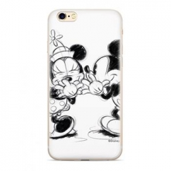 Disney Mickey & Minnie 010 Back Cover pro Huawei P Smart 2019/Honor 10 Lite White