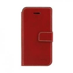Molan Cano Issue Book Pouzdro pro Samsung Galaxy Note 10+ Red