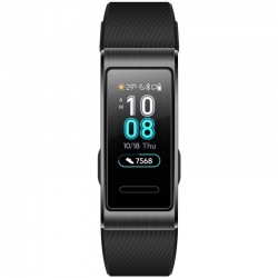 Fitness náramok Huawei Band 3 Pro (55023008) čierny
