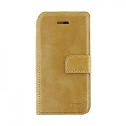 Molan Cano Issue Book Pouzdro pro iPhone 11 Gold