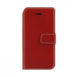 Molan Cano Issue Book Pouzdro pro iPhone 11 Pro Max Red