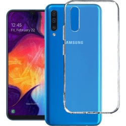 Samsung Galaxy A50 - Tenké silikónové púzdro