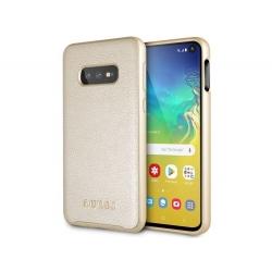 Púzdro Guess Iridescent Samsung G970 Galaxy S10e zlaté - GUHCS10LIGLGO